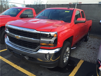 2018 Silverado 1500 Double Cab 4x4, Pickup #272026 - photo 1