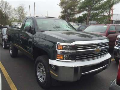 2017 Silverado 2500 Regular Cab, Pickup #281453 - photo 1