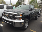 2017 Silverado 2500 Regular Cab, Pickup #281453 - photo 2