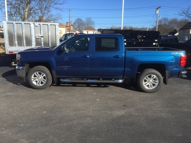 2018 Silverado 1500 Crew Cab 4x4, Pickup #297665 - photo 4