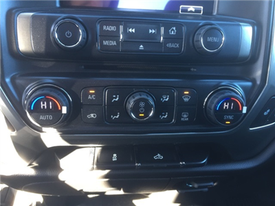 2018 Silverado 1500 Crew Cab 4x4, Pickup #297665 - photo 15