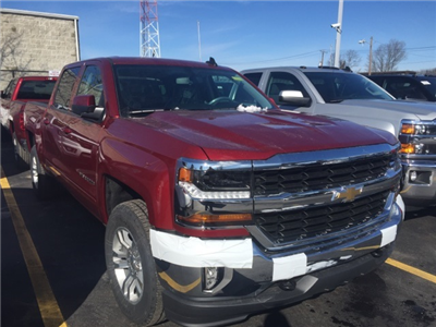 2018 Silverado 1500 Crew Cab 4x4, Pickup #310210 - photo 3