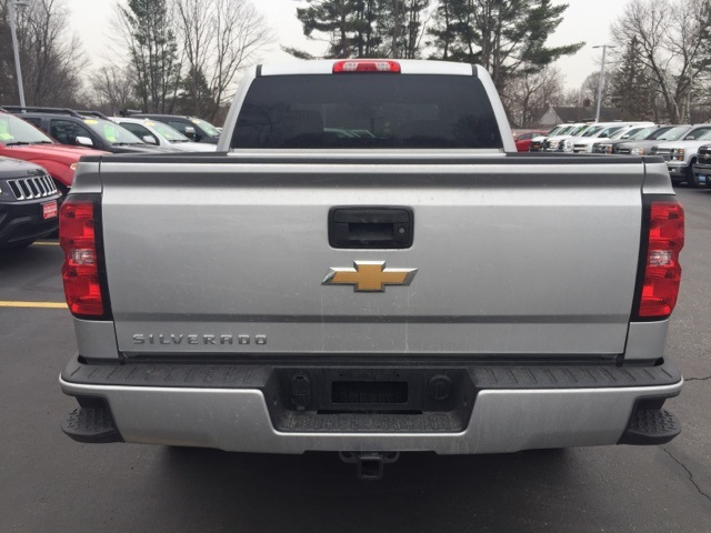 2018 Silverado 1500 Crew Cab 4x4, Pickup #315609 - photo 2