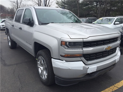 2018 Silverado 1500 Crew Cab 4x4, Pickup #315609 - photo 3