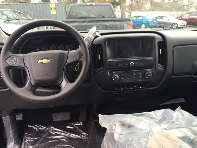2018 Silverado 1500 Crew Cab 4x4,  Pickup #317679 - photo 9