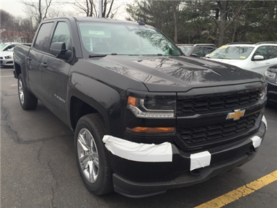 2018 Silverado 1500 Crew Cab 4x4, Pickup #320001 - photo 3