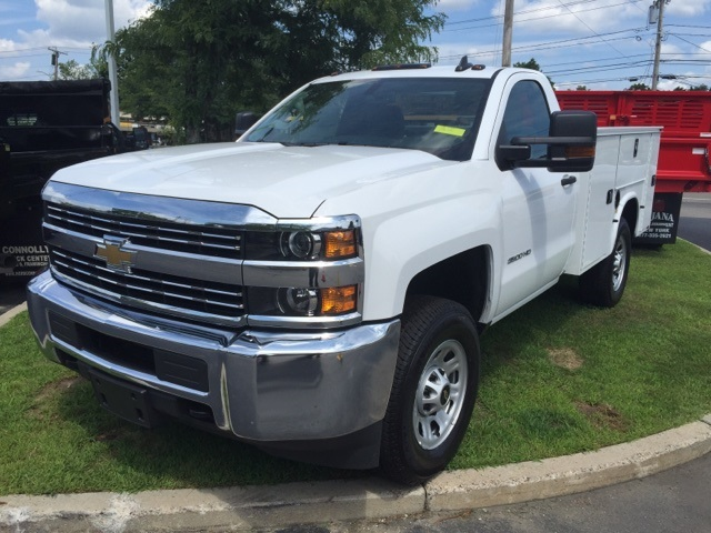 2018 Silverado 3500 Regular Cab 4x4,  Knapheide Service Body #321584 - photo 1