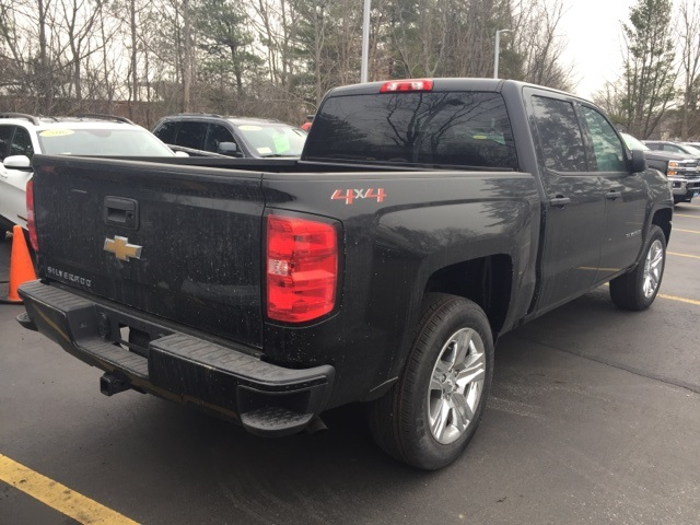 2018 Silverado 1500 Crew Cab 4x4,  Pickup #324523 - photo 2