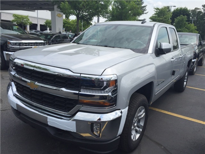 2018 Silverado 1500 Double Cab 4x4,  Pickup #335469 - photo 1
