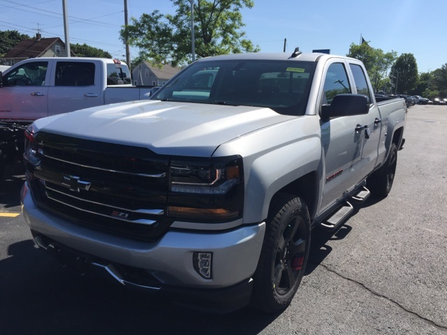 2018 Silverado 1500 Double Cab 4x4,  Pickup #337646 - photo 1