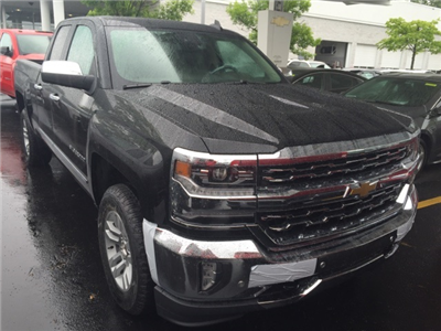 2018 Silverado 1500 Double Cab 4x4,  Pickup #352914 - photo 3
