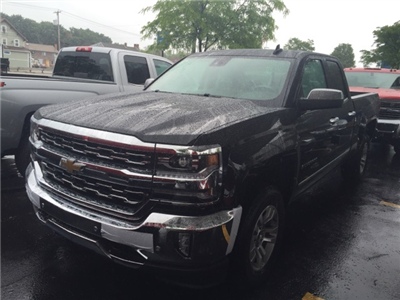 2018 Silverado 1500 Double Cab 4x4,  Pickup #352914 - photo 1