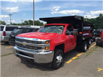 2017 Silverado 3500 Regular Cab 4x4, Dump Body #363867 - photo 1