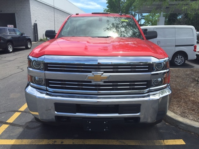 2017 Silverado 2500 Regular Cab 4x4 Pickup #364169 - photo 3