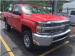 2017 Silverado 2500 Regular Cab 4x4 Pickup #364169 - photo 2