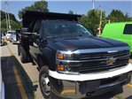 2017 Silverado 3500 Regular Cab 4x4, Rugby Eliminator LP Steel Dump Body #369917 - photo 1