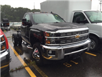 2017 Silverado 3500 Regular Cab 4x4, Cab Chassis #394527 - photo 1