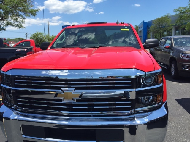 2017 Silverado 2500 Regular Cab 4x4 Pickup #395513 - photo 3