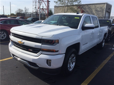 2017 Silverado 1500 Crew Cab 4x4 Pickup #502145 - photo 1