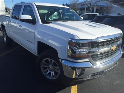 2018 Silverado 1500 Crew Cab 4x4,  Pickup #612162 - photo 3