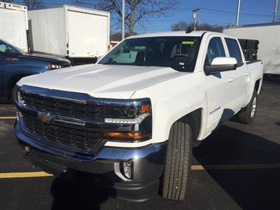 2018 Silverado 1500 Crew Cab 4x4,  Pickup #612162 - photo 1