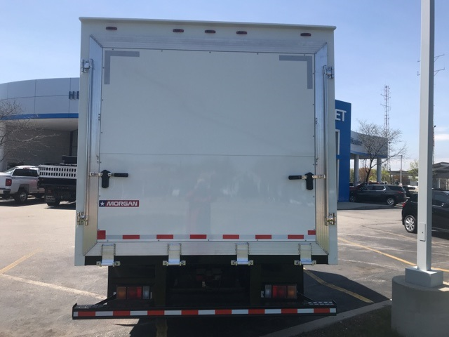 2019 LCF 4500 Regular Cab 4x2, Morgan Dry Freight #800933 - photo 1