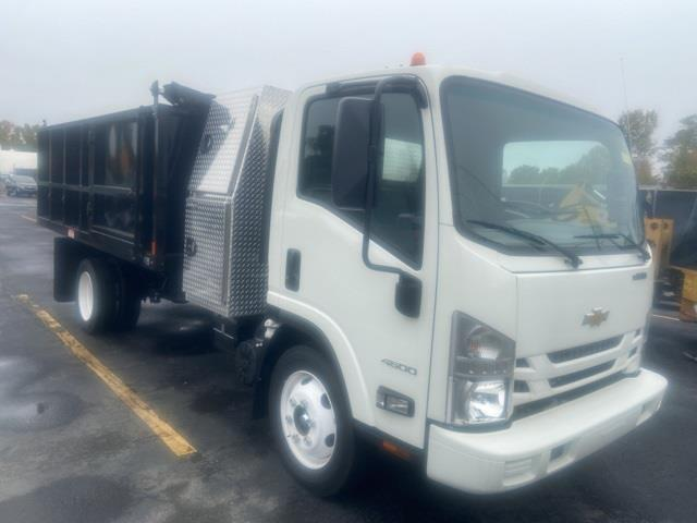 2019 Chevrolet LCF 4500 Regular Cab DRW 4x2, SH Truck Bodies Landscape Dump #KS809591 - photo 1