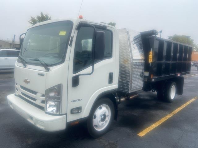 2019 Chevrolet LCF 4500 Regular Cab DRW 4x2, Landscape Dump #KS809591 - photo 3