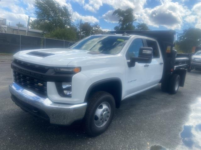 2020 Chevrolet Silverado 3500 Crew Cab DRW 4x4, Rugby Dump Body #LF310591 - photo 1