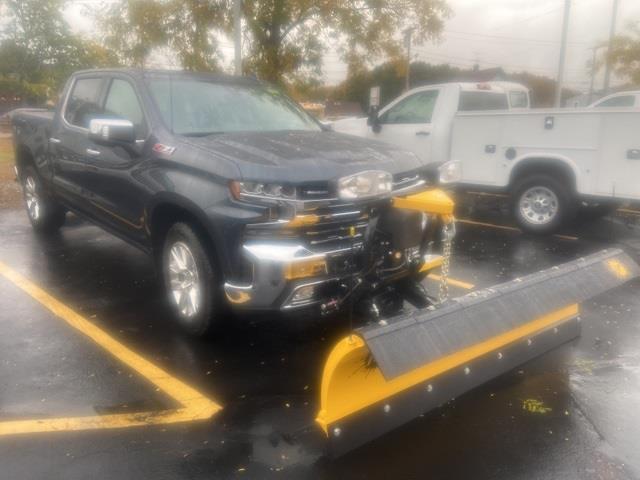 2020 Chevrolet Silverado 1500 Crew Cab 4x4, Pickup #LG445640 - photo 1