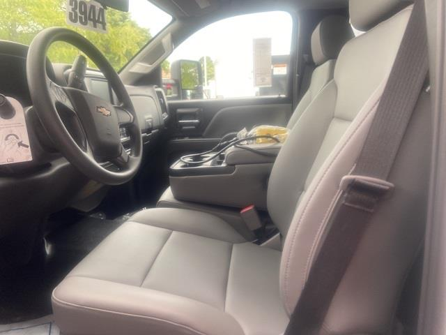 2020 Chevrolet Silverado 4500 Regular Cab DRW 4x4, Reading Marauder Dump Body #LH846095 - photo 9