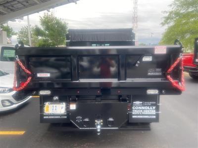 2020 Chevrolet Silverado 4500 Regular Cab DRW 4x4, Reading Marauder Dump Body #LH846095 - photo 2