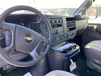 2021 Chevrolet Express 2500 4x2, Upfitted Cargo Van #M1168277 - photo 11