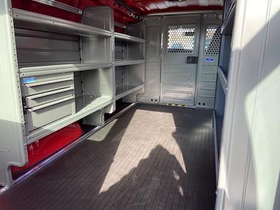 2021 Chevrolet Express 2500 4x2, Upfitted Cargo Van #M1168277 - photo 2