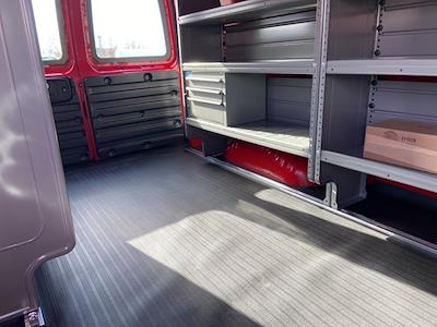 2021 Chevrolet Express 2500 4x2, Upfitted Cargo Van #M1168277 - photo 7