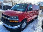 2021 Chevrolet Express 2500 4x2, Upfitted Cargo Van #M1168277 - photo 1