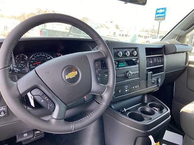 2021 Chevrolet Express 2500 4x2, Adrian Steel Upfitted Cargo Van #M1169450 - photo 11