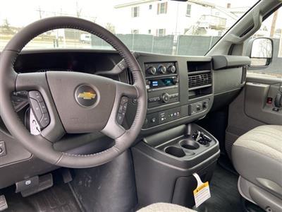 2021 Chevrolet Express 2500 4x2, Upfitted Cargo Van #M1171126 - photo 11