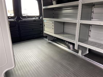 2021 Chevrolet Express 2500 4x2, Upfitted Cargo Van #M1171126 - photo 8