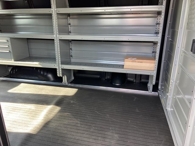 2021 Chevrolet Express 2500 4x2, Adrian Steel Upfitted Cargo Van #M1171511 - photo 6