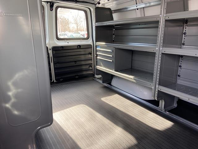 2021 Chevrolet Express 2500 4x2, Adrian Steel Upfitted Cargo Van #M1174561 - photo 7