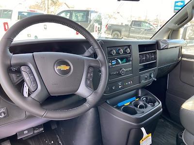 2021 Chevrolet Express 2500 4x2, Adrian Steel Upfitted Cargo Van #M1174561 - photo 11