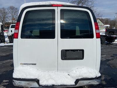 2021 Chevrolet Express 2500 4x2, Adrian Steel Upfitted Cargo Van #M1174561 - photo 4