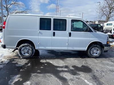 2021 Chevrolet Express 2500 4x2, Adrian Steel Upfitted Cargo Van #M1174561 - photo 5
