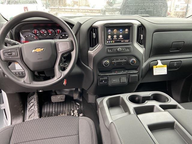 2021 Chevrolet Silverado 2500 Double Cab 4x4, Knapheide Steel Service Body #MF152201 - photo 10