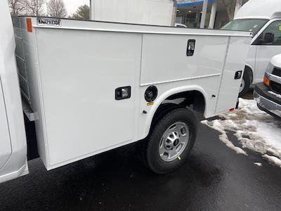 2021 Chevrolet Silverado 2500 Double Cab 4x4, Knapheide Steel Service Body #MF152201 - photo 5