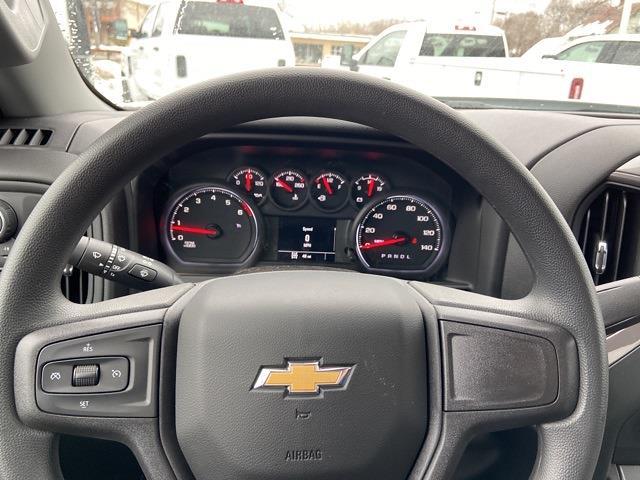 2021 Chevrolet Silverado 2500 Regular Cab 4x4, Knapheide Service Body #MF152278 - photo 14