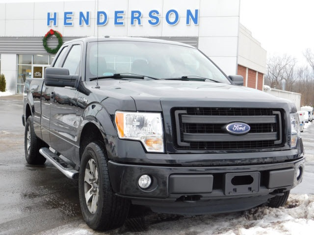 2014 F-150 Super Cab 4x4, Pickup #8436P - photo 1