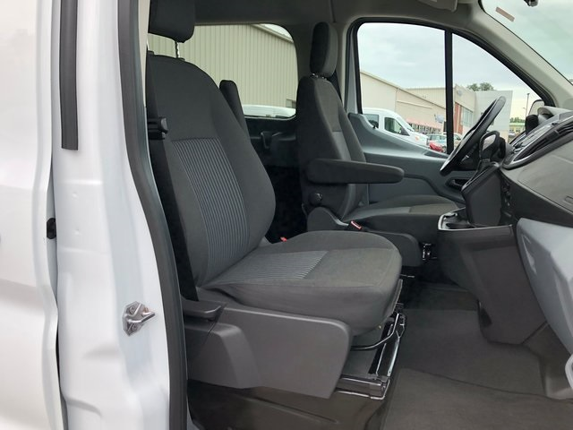 2017 Transit 350 Low Roof 4x2,  Passenger Wagon #8640R - photo 13