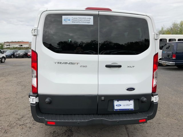 2017 Transit 350 Low Roof 4x2,  Passenger Wagon #8640R - photo 4